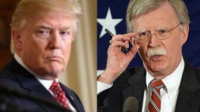 تصویر از یواسآ تودی بررسی کرد: فشار بولتون به ترامپ برای حمله نظامی به ایران