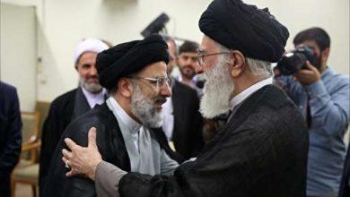 تصویر از حجت الاسلام و المسلمین رئیسی به ریاست قوه قضائیه منصوب شد