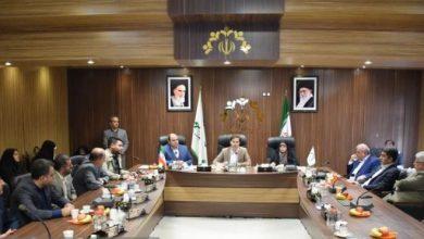 تصویر از انتقاد رئیس شورا از عدم اختصاص بودجه در طرح استقبال از بهار/ موافقت با اعطا قبر به مشاهیر،هنرمندان و مفاخر شهر رشت