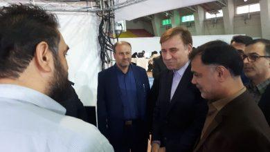 تصویر از بازدید معاون سیاسی امنیتی و اجتماعی استانداری گیلان از مرکز ارتباطات مردمی سفر ریاست جمهوری