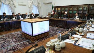 تصویر از جلسه هماهنگی سفر کاروان تدبیر و امید به استان گیلان به ریاست دکتر روحانی برگزار شد