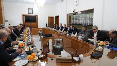 تصویر از جلسه شورای هماهنگی بانکهای کشور با حضور استاندار گیلان برگزار شد