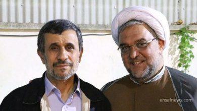 تصویر از احمدینژاد: انقلاب ۵۷ کار انگلیس بود/ امیریفر: احمدینژاد از رزمندگی به «جانوری عجیب» تبدیل شد!