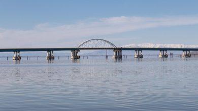 تصویر از نفس دریاچه ارومیه باز شد / حجم آب از ۴ میلیارد متر مکعب گذشت