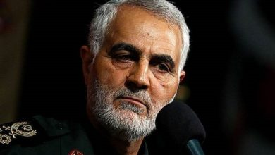 """تصویر از سردار سلیمانی: """"مذاکره"""" در شرایط فعلی مصداق """"تسلیم"""" است/ قطعا تن به این ذلت نمیدهیم"""
