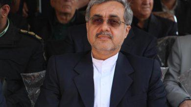 تصویر از حضور فرماندار لاهیجان در عملیات اجرایی ساخت مرکز شبانه روزی سالمندان رودبار