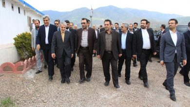 تصویر از دولت اجرای۸کیلومتر باقیمانده آزادراه رشت-قزوین را با جدیت پیگیری می کند