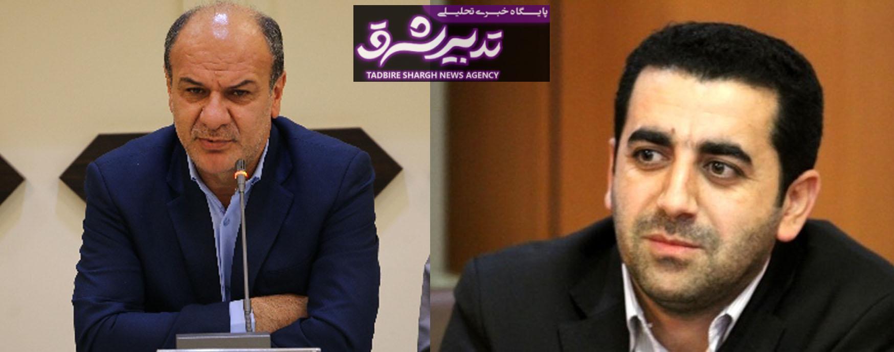 فریبرز سعیدی کیا فرماندار شهرستان آستانه اشرفیه