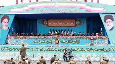تصویر از قدرت نیروهای مسلح ایران، قدرت کشورهای منطقه و جهان اسلام است