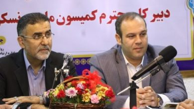 تصویر از مسعود کاظمی:جشنواره چای ایرانی باید در سطح بین المللی برگزار ودرتقویم بین المللی ثبت شود