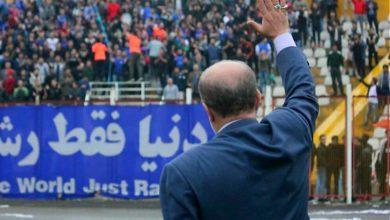 تصویر از پیام دعوت اسماعیل حاجی پور برای حمایت از تیم مردمی داماش