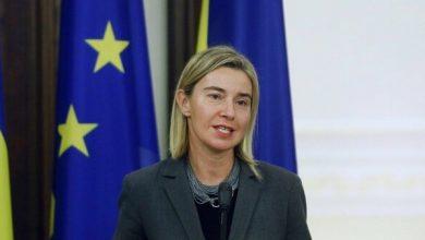 تصویر از موگرینی: اتحادیه اروپا از برجام حمایت میکند/ برجام یکی از ستونهای امنیت در منطقه ماست