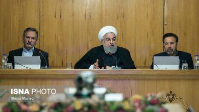 تصویر از رئیسجمهور: همه آنهایی که ضد برجام بودند، ضد ایران بودند و هستند/ از امروز فروش مواد غنی شده و آب سنگین را متوقف میکنیم