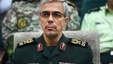 تصویر از سرلشکر باقری: ایران و عراق دو وزنه مهم جهان اسلام هستند