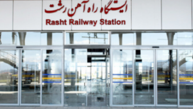 تصویر از ظرفیت قطار رشت-تهران افزایش یافت