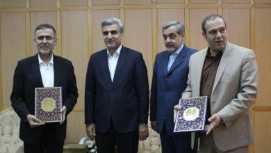 تصویر از از همکاری در پیشبرد معرفی شهر لاهیجان به عنوان پایتخت چای ایران تا برگزاری اجلاس دبیران کل یونسکو