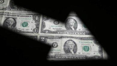 تصویر از دلار به کمترین نرخ ۵ ماه اخیر رسید