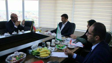 تصویر از بازدید ناصر حاج محمدی شهردار رشت از سازمان سرمایه گذاری و مشارکتهای مردمی شهرداری به منظور بررسی پروژه ها و فرصت های سرمایه گذاری