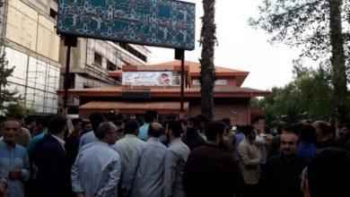 تصویر از واکاوی یک تجمع اعتراضی در رشت ؛ حیف شد نگذاشتند اجرمان را کامل ببریم