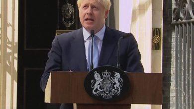 تصویر از بوریس جانسون: انگلیس ۳۱ اکتبر از اتحادیه اروپا خارج میشود