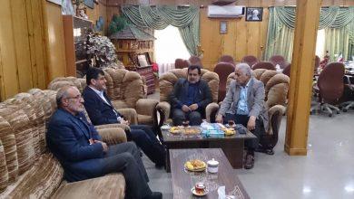 تصویر از اسلام قنبری به عنوان سرپرست امور آب و فاضلاب روستایی شهرستان تالش منصوب شد