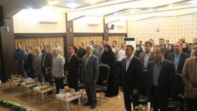 تصویر از آئین افتتاح پروژه تونل ارتباطی (فیبرنوری) در رشت برگزار شد