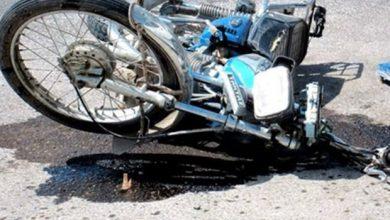 تصویر از بیشترین تصادفات موتورسیکلت گیلان، در تالش است