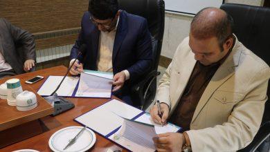 تصویر از تفاهم نامه همکاری شهرداری لاهیجان و فنی و حرفه ای گیلان امضا شد