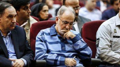 تصویر از احتمال ۳ سال حبس برای نجفی