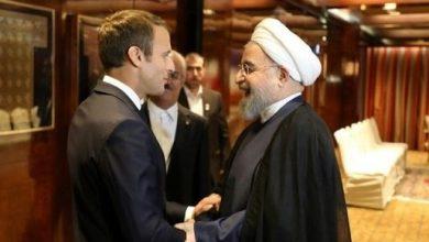 تصویر از روحانی در تماس تلفنی مکرون: جلسه ایران و ۱+۵ تنها زمانی امکان پذیر است که تحریمها برداشته شود / مکرون، روحانی را در جریان مذاکرات فشرده اش با امریکا در مورد «بسته جدید پیشنهادی توافقات» گذاشت / توافق برای ادامه رایزنیها