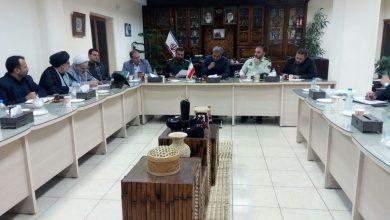 تصویر از فرماندار لاهیجان:امسال هفته ی دفاع مقدس را باشکوه تر برگزارمیکنیم