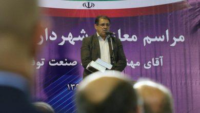 تصویر از مراسم تودیع و معارفه شهردار جدید رانکوه؛