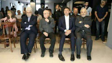 تصویر از گزارش تصویری حضور شهردار رشت و عضو شورای اسلامی شهر در مراسم افتتاح خانه کتاب اردیبهشت