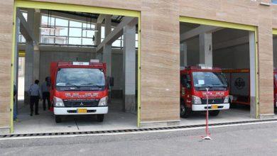 تصویر از مدیرعامل سازمان آتش نشانی رشت خبر داد: راه اندازی ۲ ایستگاه جدید آتش نشانی در رشت