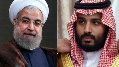 تصویر از روزنامه رسمی دولت: آقای بن سلمان! خودتان با روحانی دیدار کنید