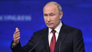 تصویر از پوتین: ایران تمایل دارد روابط با آمریکا را به حالت قبل از تنشها بازگردانده و به نوعی عادیسازی کند