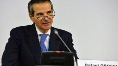 تصویر از رافائل ماریانو گروسی، مدیرکل آژانس بین المللی انرژی اتمی شد