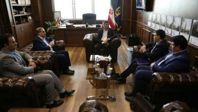 تصویر از گزارش تصویری دیدار و نشست شهردار رشت با رئیس سازمان صنعت، معدن و تجارت استان گیلان