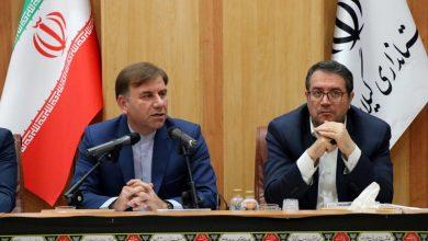 تصویر از استاندار گیلان در نشست وزیر صمت با فعالان اقتصادی؛ آمادگی کامل گیلان در مسیر گسترش روابط با کشورهای CIS