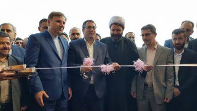 تصویر از با حضور وزیر صمت صورت گرفت؛ افتتاح طرح توسعه شرکت نئوپان فومنات با سرمایهگذاری ۴ هزار و ۶۷۰ میلیارد ریال