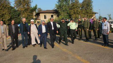 تصویر از فرماندارشهرستان لاهیجان:حفظ نظم وامنیت ، پیش فرض وبستر اجرای به حقِ حقوق شهروندی است