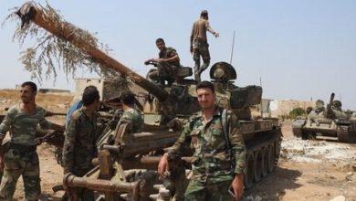 تصویر از با توافق روسیه و آمریکا؛ ارتش سوریه در حال ورود به منبج
