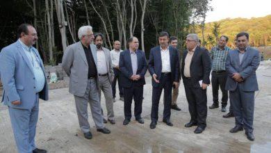 تصویر از بازدید سرپرست معاونت سیاسی، امنیتی و اجتماعی استانداری گیلان از پروژه احداث زباله سوز سراوان