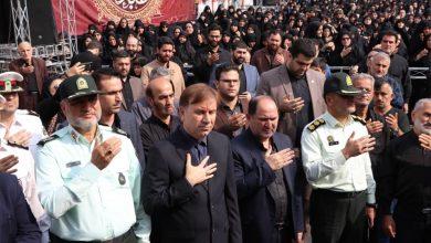 تصویر از همزمان با اربعین حسینی؛ حضور استاندار گیلان در تجمع عزاداران سرور و سالار شهیدان در رشت