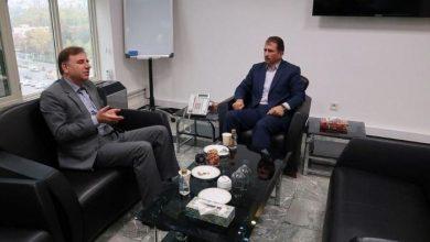 تصویر از استاندار گیلان در دیدار با رئیس گمرکات کشور مطرح کرد؛ ارزشگذاری کالاهای تولیدی گیلان، به گمرکات استان واگذار شود