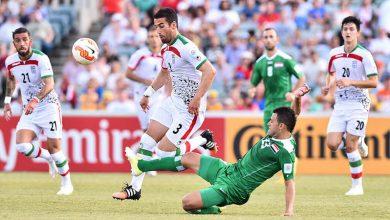 تصویر از اردن میزبان بازی عراق – ایران شد