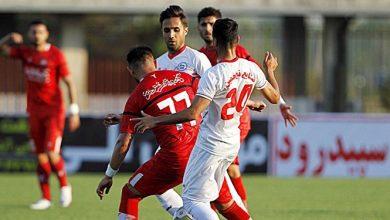 تصویر از اطلاعیه باشگاه سپیدرود رشت در ارتباط با حادثه مسابقه سپیدرود – گل ریحان البرز