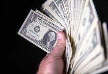 تصویر از دلار دوباره بالا پرید