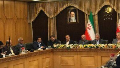 تصویر از سخنگوی دولت : رئیس جمهور خود را فدای مصالح مردم و کشور کرد/در عربده کشی ها صدای به حق مردم کمتر شنیده می شود