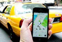 تصویر از سهمیه ۷ لیتر بنزین برای تاکسیهای اینترنتی در ۱۰۰ کیلومتر پیمایش/سقف سهمیه ۳۰۰ لیتر